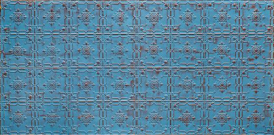 Arietta Blue Bronze by Artstone   Sound absorbing wall systems