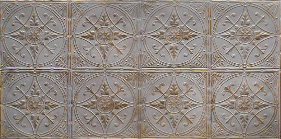 Broderie Fonce D'Or by Artstone | Wall veneers