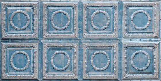 Bois Azure Creme by Artstone | Wall veneers