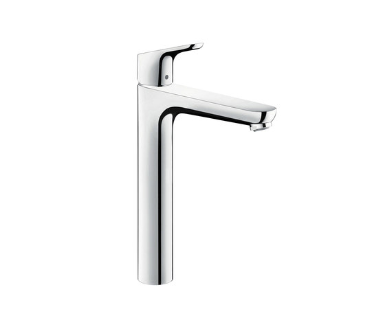 hansgrohe Focus Single lever basin mixer 230 without waste set by Hansgrohe | Wash basin taps