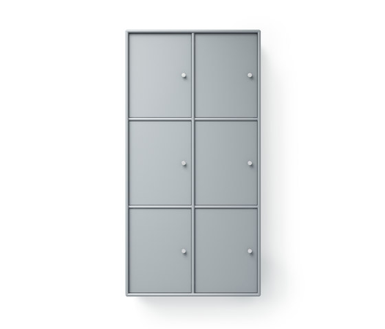 Montana Lockers – Functional Lockers von Montana Furniture | Spinde / Schliessfächer