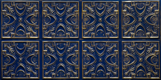 Fontenay Blue Marine d'Or by Artstone | Wall veneers