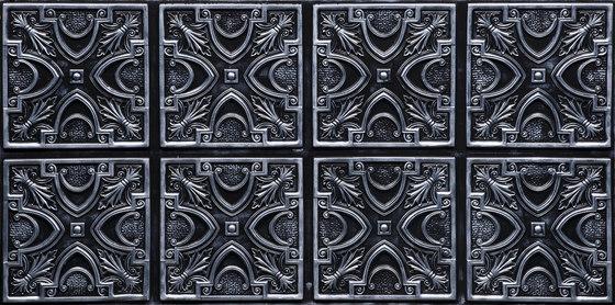 Fontenay Noir Argent di Artstone | Piallacci pareti