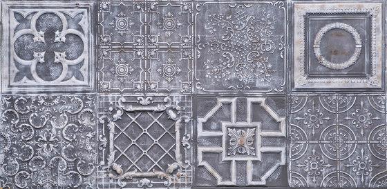 Victorian Fonce Blanc di Artstone | Piallacci pareti