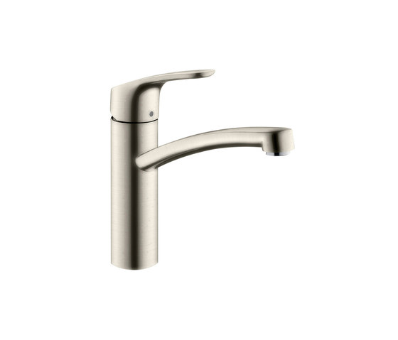 hansgrohe Focus Single lever kitchen mixer 160 by Hansgrohe   Kitchen taps