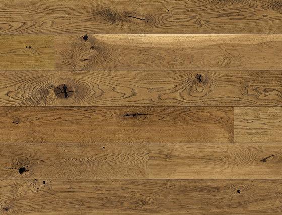 Casapark Oak black limed 45 by Bauwerk Parkett | Wood flooring