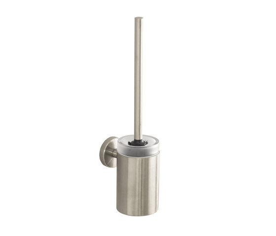 hansgrohe Logis Toilet brush holder wall-mounted by Hansgrohe | Toilet brush holders