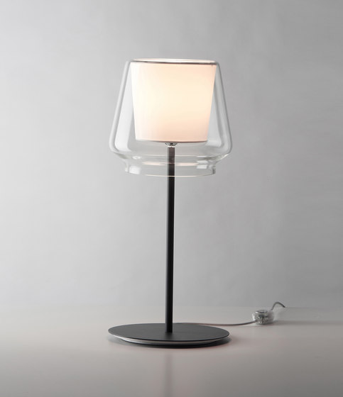 Casablanca Aleve Table by Millelumen | Table lights