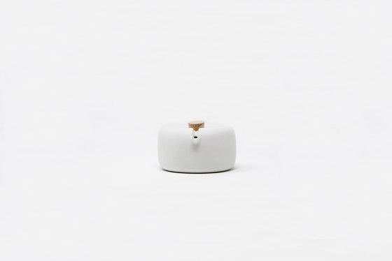 Bombette White Soy by HANDS ON DESIGN | Dinnerware