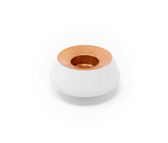Bougies Copper de HANDS ON DESIGN | Candelabros