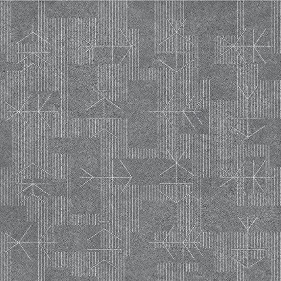 Pietre41 Outline Grey G by 41zero42 | Ceramic tiles