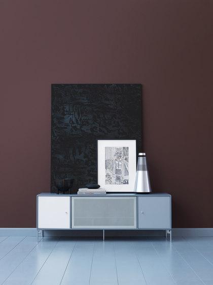 TV & SOUND   Hi-Fi regalsystem – Beispiel mit Beinen von Montana Furniture   Multimedia Sideboards