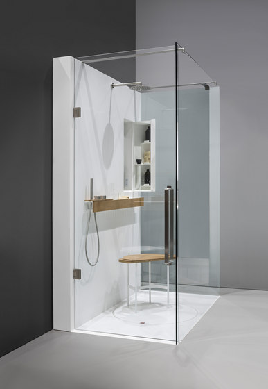 Life by MAKRO | Shower screens
