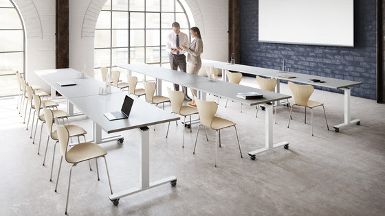 Crew de PALMBERG | Système de table pour université