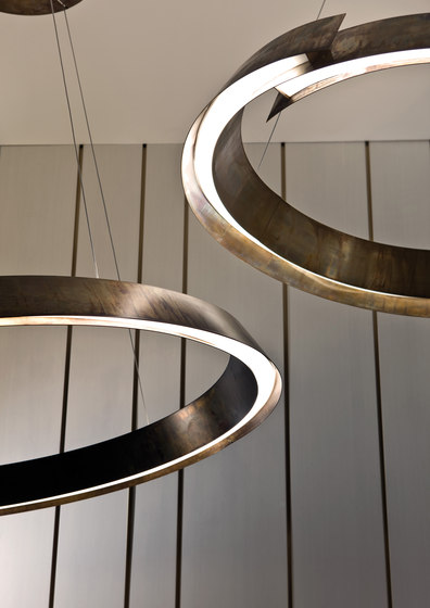 Swirl by Laurameroni | Suspended lights