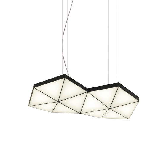 TRIlight TRI12 standard size 12 de Tokio. Furniture & Lighting | Suspensions
