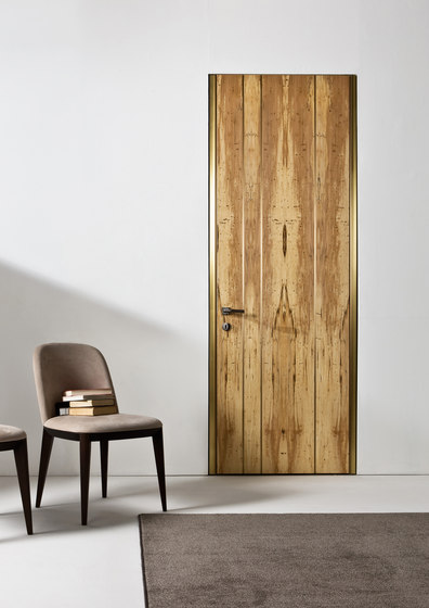 Line | Hinged Door by Laurameroni | Internal doors