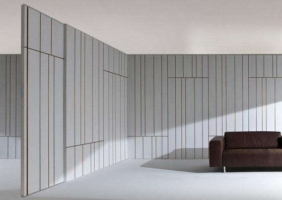 Line   Wall Panels de Laurameroni   Panneaux de bois