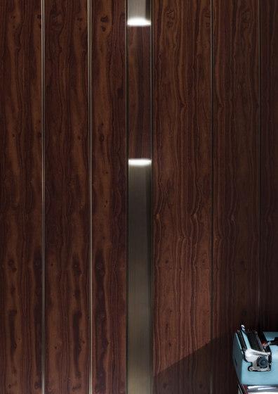 Line | Boiserie di Laurameroni | Pannelli legno