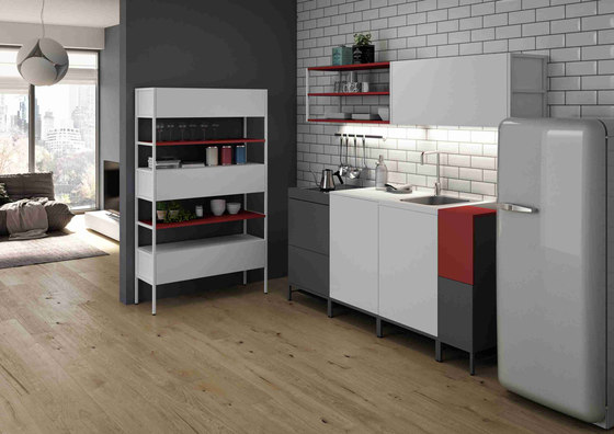 Domomag by Bralco | Compact kitchens
