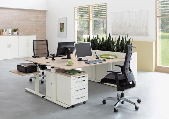 Crew by PALMBERG | Desks