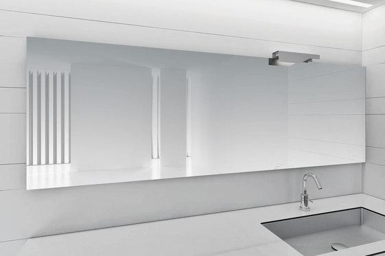 Basic Mirror di MAKRO | Specchi da bagno