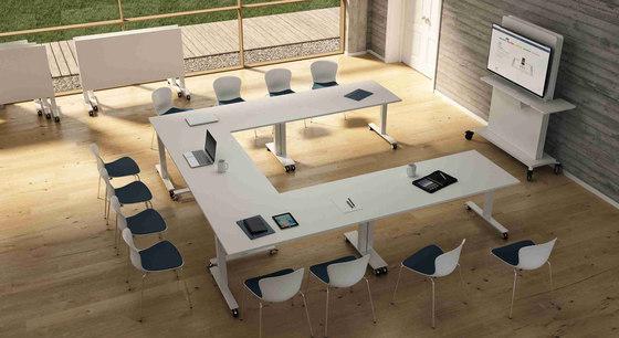 Winglet Meeting di Bralco | Tavoli contract