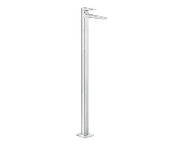 hansgrohe Metropol Single lever basin mixer floor-standing with loop handle without waste set by Hansgrohe | Wash basin taps