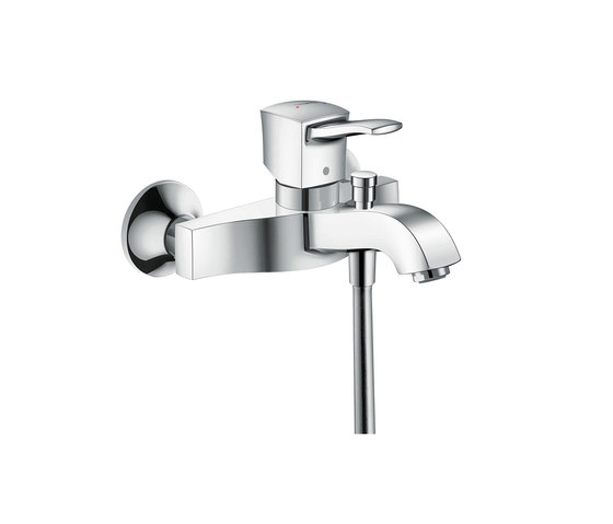 hansgrohe metropol classic single lever bath mixer for. Black Bedroom Furniture Sets. Home Design Ideas