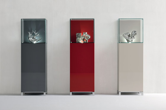 Graphos Glass 127 de Silenia | Vitrines