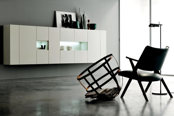 Graphos Wide 131 by Silenia   Sideboards