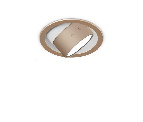 lui piano by Occhio | Recessed ceiling lights