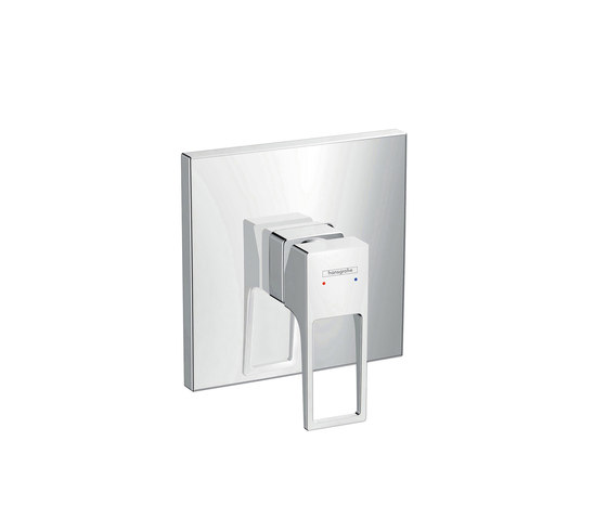 hansgrohe Metropol Single lever shower mixer with loop handle for concealed installation by Hansgrohe   Shower controls