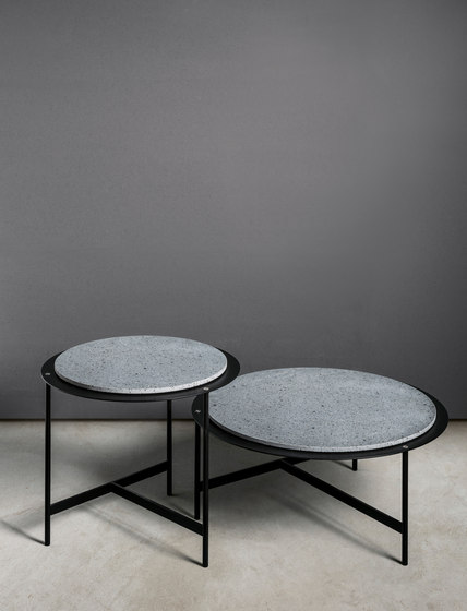 Material Table by MAKRO | Coffee tables
