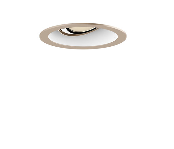 Più R piano in by Occhio | Recessed ceiling lights