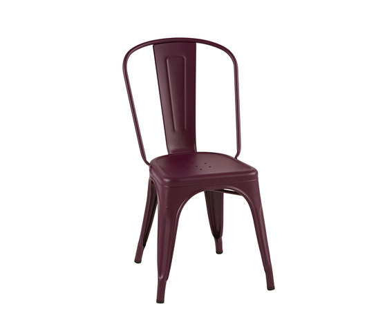 a chair inox maaster restaurant chairs from tolix architonic. Black Bedroom Furniture Sets. Home Design Ideas