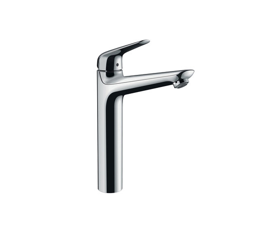 hansgrohe Novus Single lever basin mixer 230 Eco cartridge with pop-up waste set by Hansgrohe | Wash basin taps