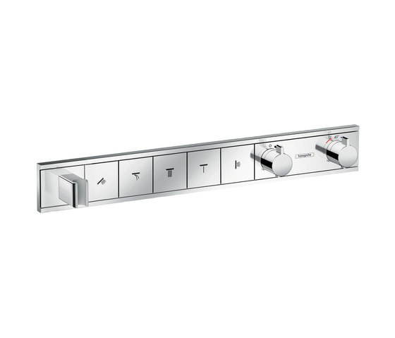 hansgrohe RainSelect Finish set for concealed installation for 5 functions by Hansgrohe | Shower controls