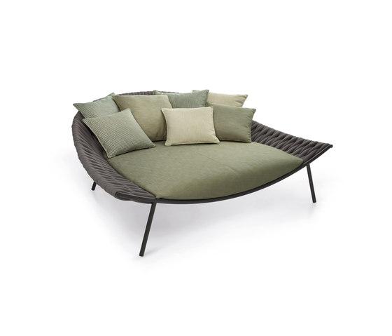 arena daybed asientos isla de jard n de roda architonic. Black Bedroom Furniture Sets. Home Design Ideas
