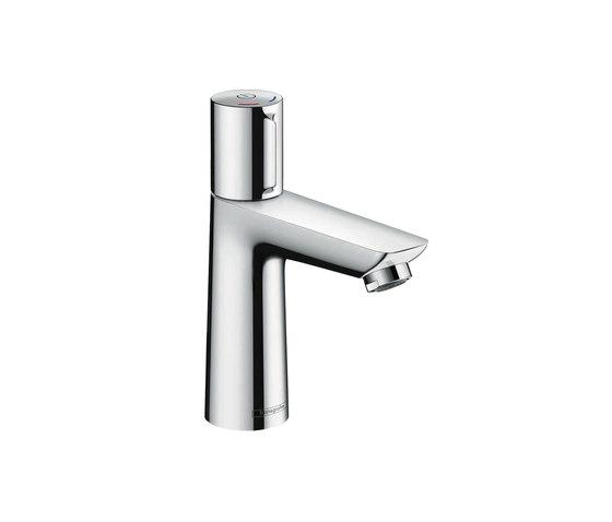 hansgrohe Talis Select E Basin mixer 110 with pop-up waste set by Hansgrohe | Wash basin taps