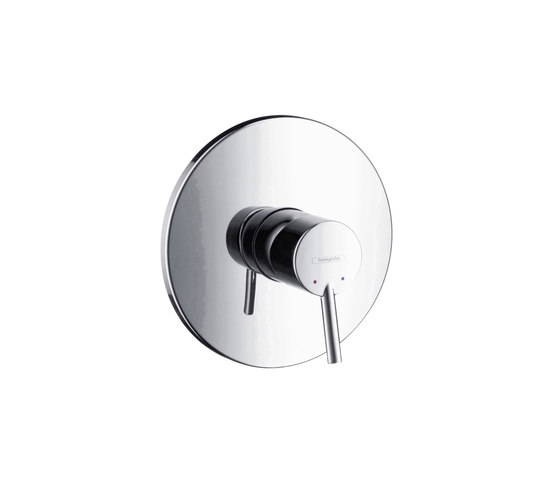 hansgrohe Talis Single lever shower mixer highflow for concealed installation by Hansgrohe | Shower controls