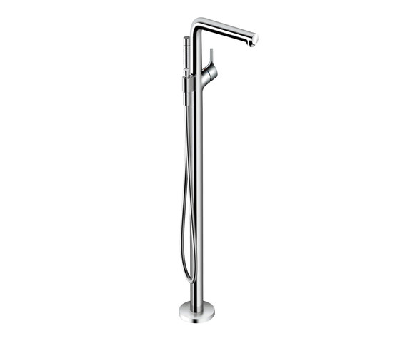 hansgrohe Talis S Single lever bath mixer floor-standing by Hansgrohe | Bath taps