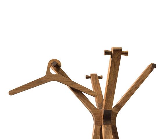 hood clothes rack by TEAM 7 | Coat racks