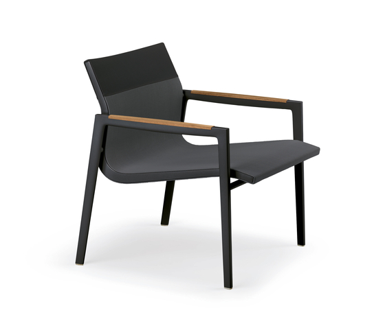 Dean Lounge Chair by DEDON | Armchairs