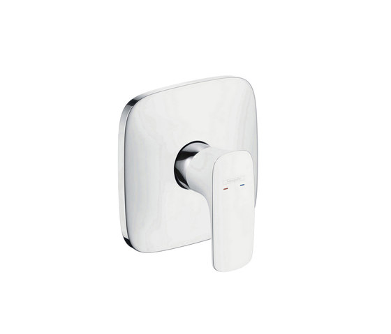 hansgrohe Single lever shower mixer highflow for concealed installation by Hansgrohe | Shower controls