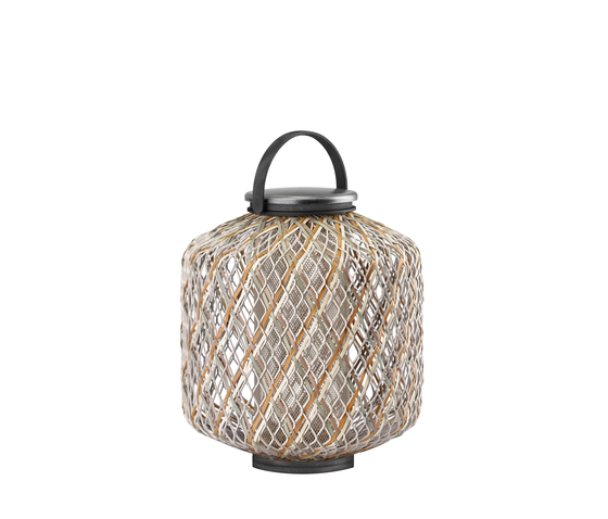 The Others Hanging Lantern M by DEDON | Outdoor pendant lights