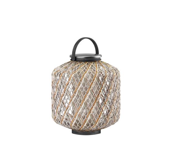 The Others Lanterna pendente M di DEDON | Lampade outdoor sospensione