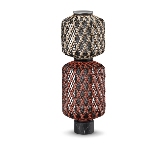 The Others Statue Lika by DEDON | Outdoor free-standing lights