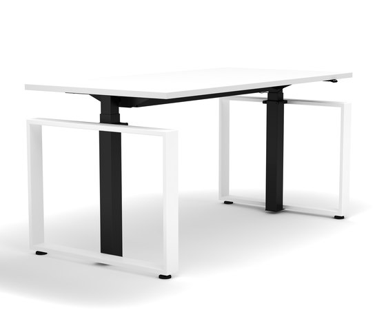 Sit Stand Desk Masterlift® 4 di Inwerk | Tavoli contract