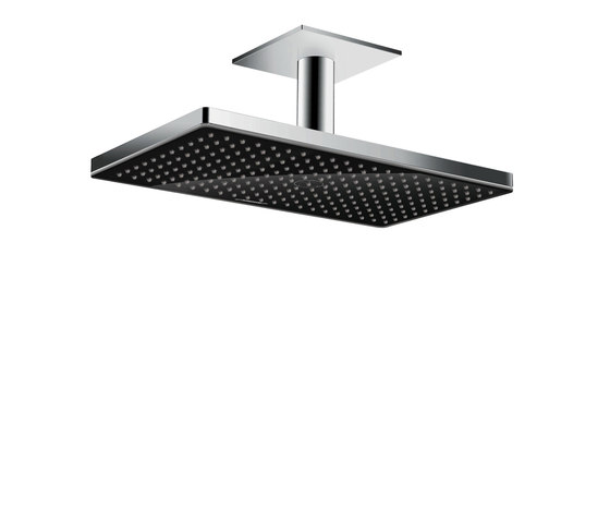 hansgrohe Rainmaker Select 460 1jet overhead shower with ceiling connector 100 mm by Hansgrohe   Shower controls